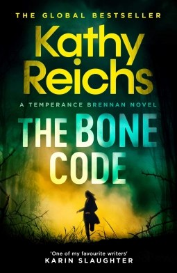 Book review: The Bone Code by Kathy Reichs