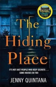 The Hiding Place by Jenny Quintana