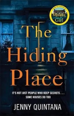 Book review: The Hiding Place by Jenny Quintana