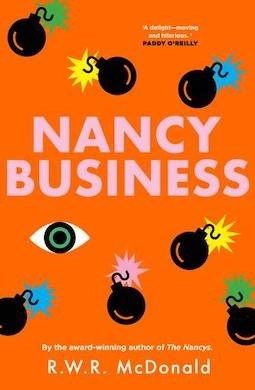 Book review: Nancy Business by RWR McDonald