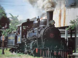 This engine could have been used in 1914 on the trip to Sonsonate.