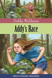 Book Cover: Addy's Race