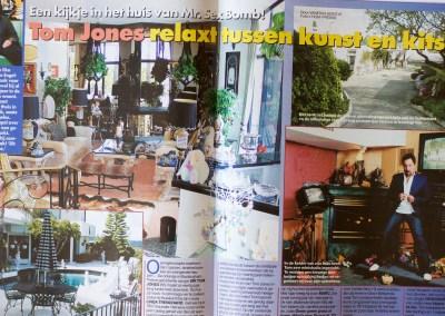 Opmaak weekblad Privé