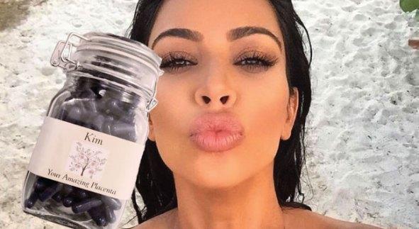 ritual de belleza de Kim Kardashian