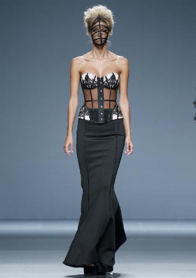 Maya Hansen Madrid Fashion Week