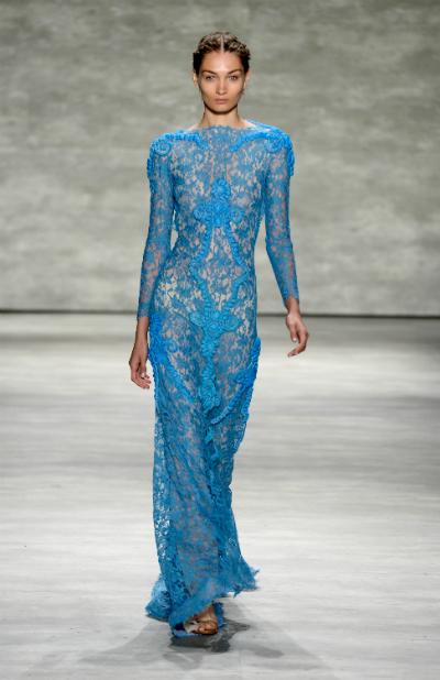 Stella Nolasco semana de la moda NY