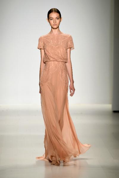 tadashi Shoji semana de la moda NY
