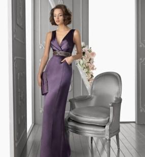 vestido madrina de boda