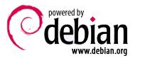 [Debian powered]