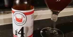 Gebroeders Roodbaard no. 4 Barley wine review