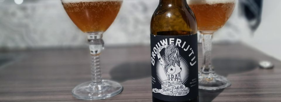 Brouwerij 't IJ I.P.A. review
