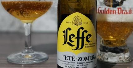 Leffe d'Été Zomerbier review