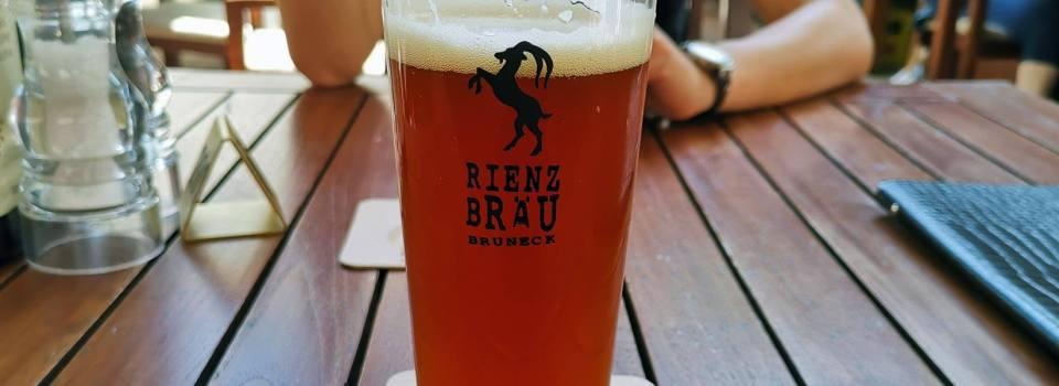 Rienzbräu Heffe Weissbier review