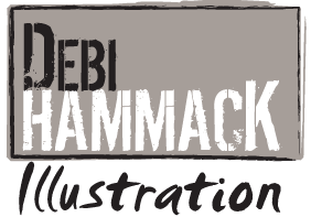 Debi Hammack Illustration