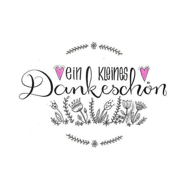 Pin Von Ulrike Angele Auf Danke Dankeschon Spruche Spruche Zum