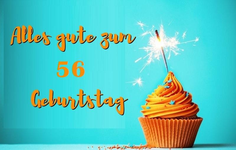 Happy Birthday 56 Geburtstag Eiserne Reserve Mausefalle