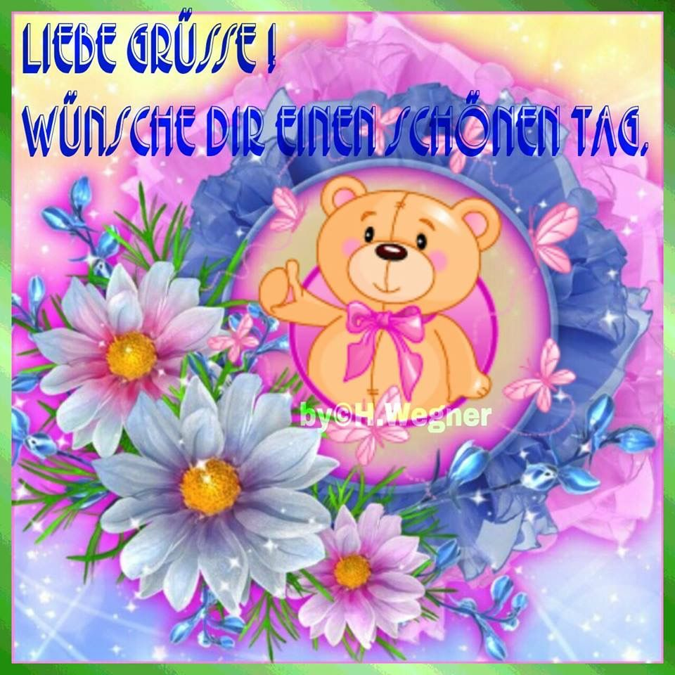 Ich Wunsche Dir Einen Guten Tag Bilder Und Spruche Fur Whatsapp