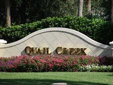 Quail Creek Naples Fl Private Golf Community