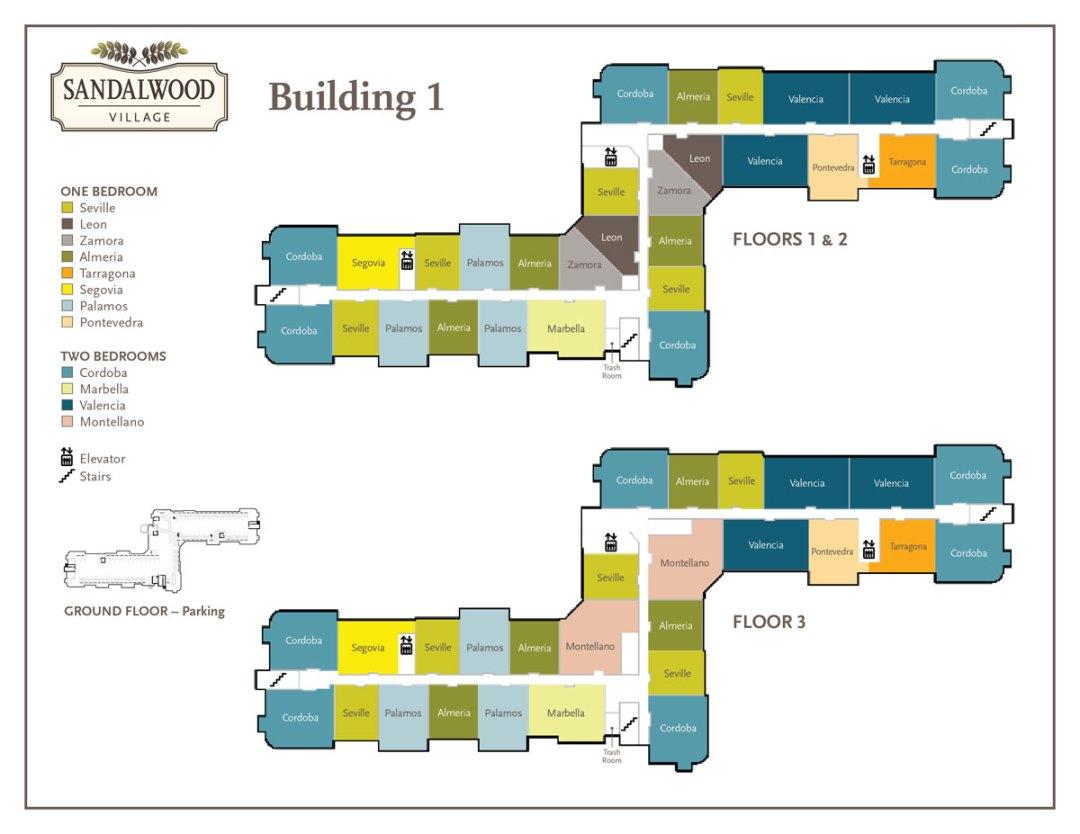 Sandalwood Village Building 1