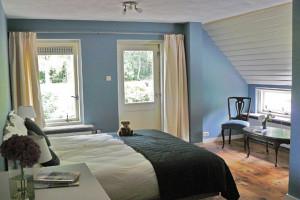 Vakantiehuis slaapkamer