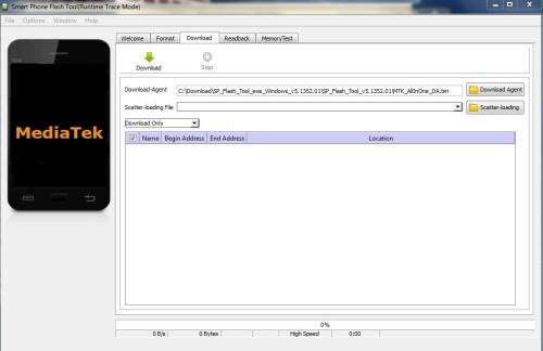 Télécharger le fichier Huawei Y5 II DA Le Fichier De Démarrage Sécurisé MTK