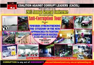 Anti-Corruption Handbill