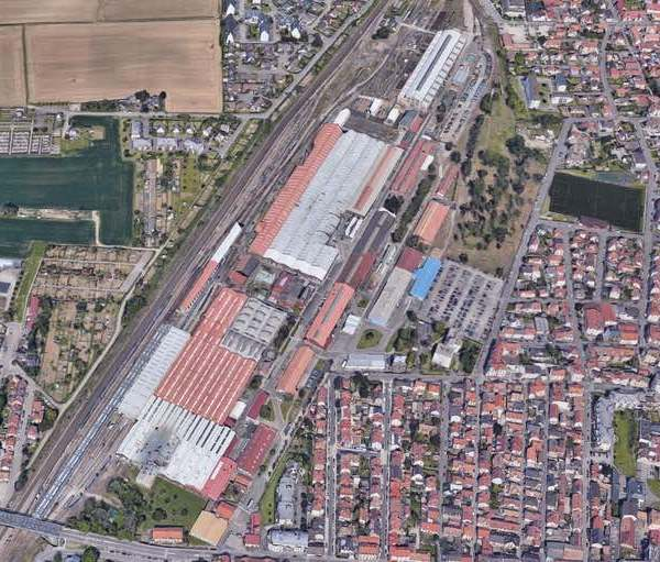 SNCF Bischeim