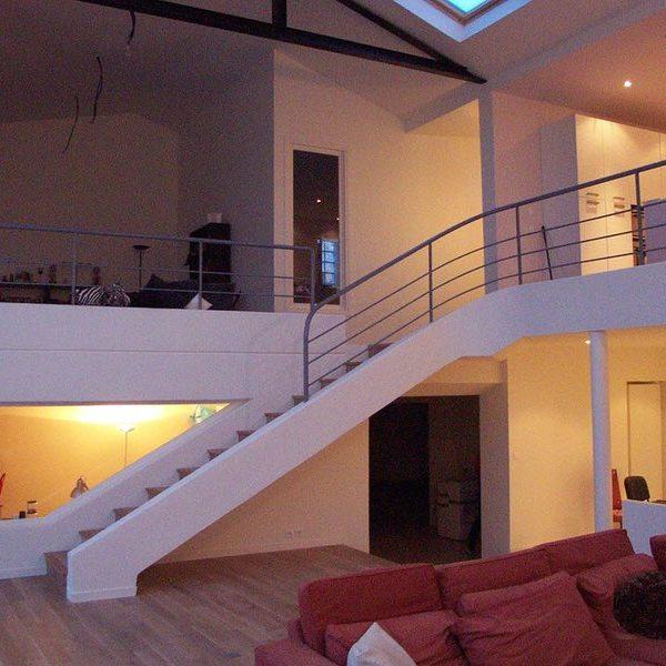 maison contemporaine architecte de Bokay