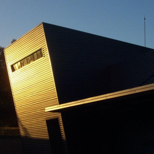 2006 Peynier réalisation usine