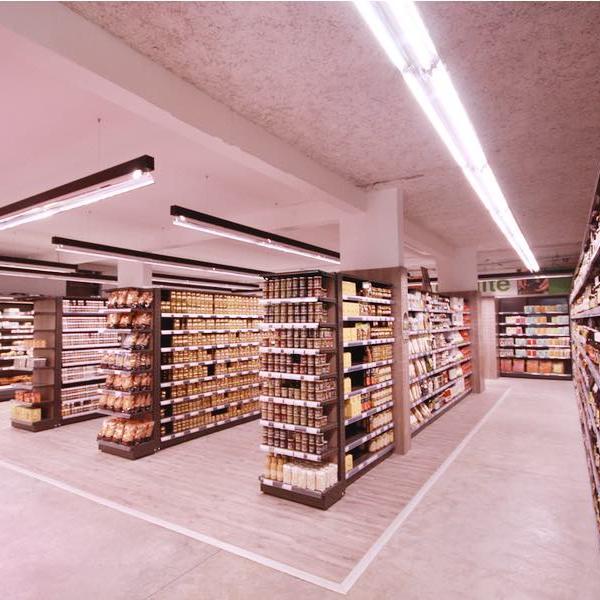 conception supermarché De Bokay