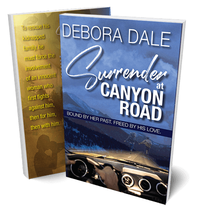"""Image of book """"Surrender at Canyon Road"""""""