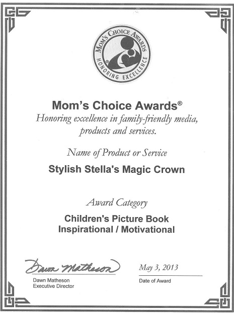 Mom's Choice Awards - Deborah Bernstein