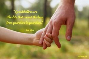 grandchildren dots