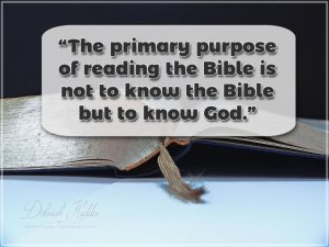 Use TOOLS to Dig Deeper into the Bible. A list and description of some favorite Bible Study tools.