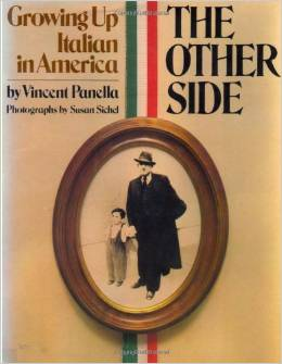 Panella's non-fiction book about the Italian-American experience.