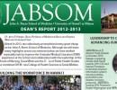 JABSOM Dean's Report 2012-2013