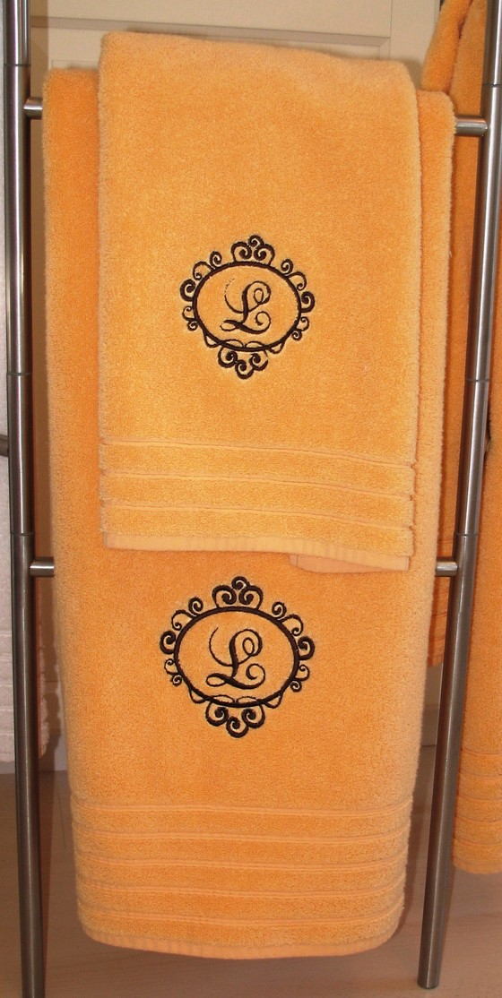 Debora's Custom Stitches Towels