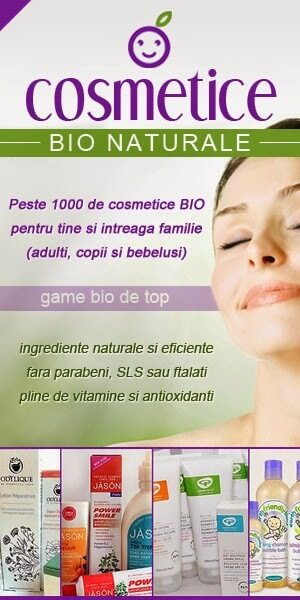 Atractie catre produse organice/Love for organic products