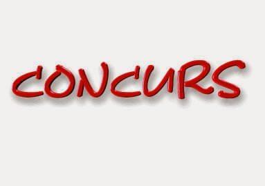 CONCURS!!!
