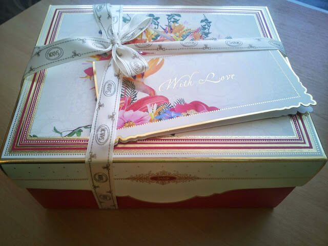 Haul #2 – Magic Box by SABON