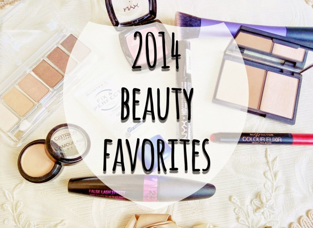 Best of 2014 – Beauty products