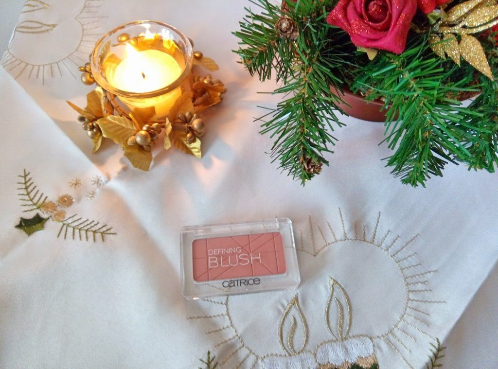 Defining Blush by Catrice- review