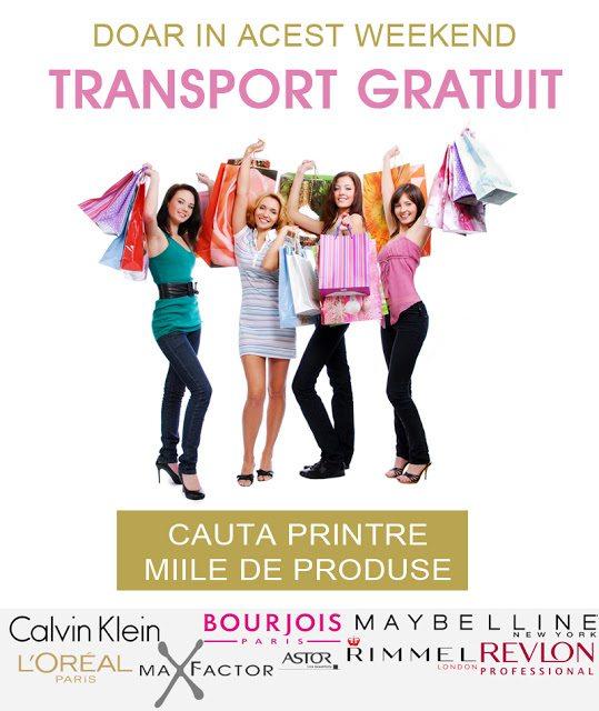 Transport gratuit!