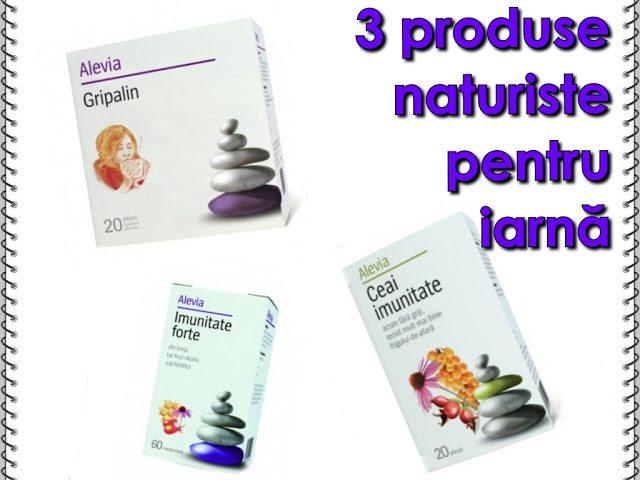 3 produse naturiste pentru răceală