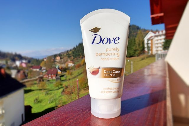 Dove cremă de mâini – review