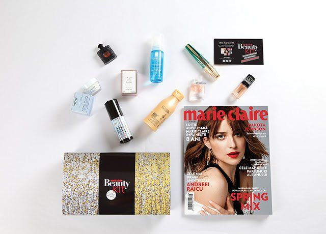 Beauty Kit by Marie Claire – ediție aniversară