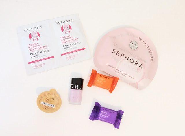 Cumpărături Sephora.ro