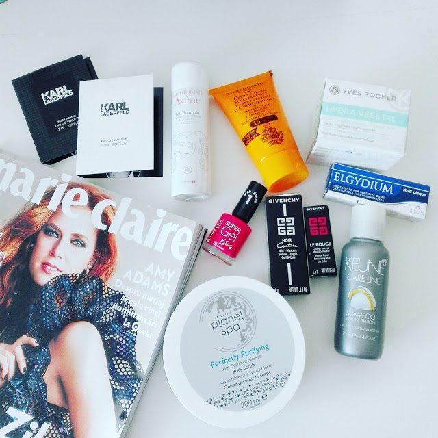 Beauty Kit-ul Marie Claire Iunie 2016