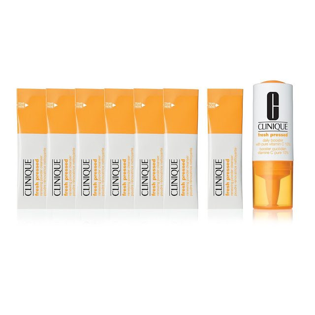 Clinique Fresh Pressed Vitamina C pură 10% + păreri