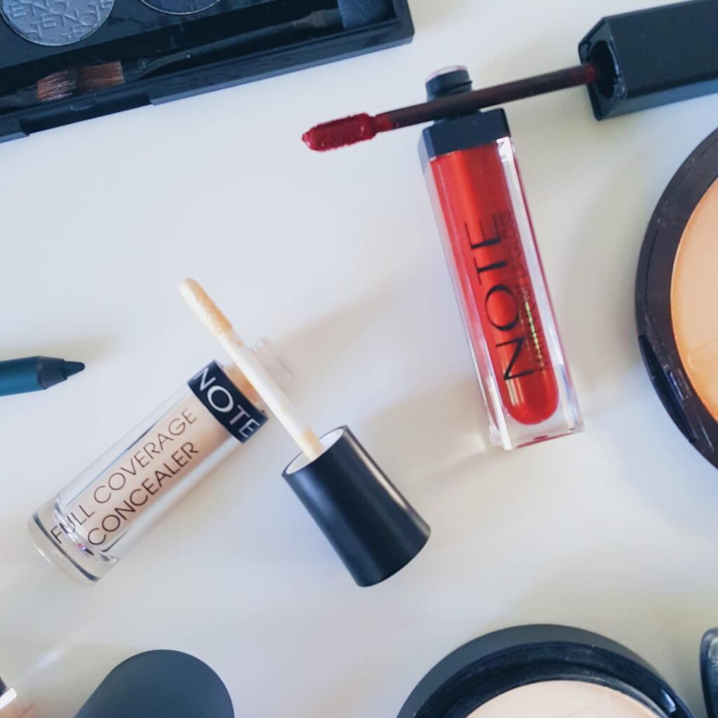 Produse Note Cosmetics pareri debora tentis
